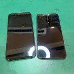 iPhoneXS画面修理
