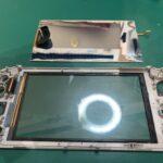 Switch lite 液晶交換修理