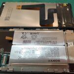 XZ2電池